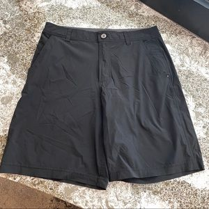 Lululemon, Men's Black Shorts, Large